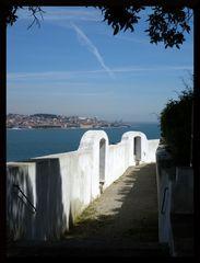 Lisbonne vue depuis la Casa Cerca