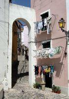 Lissabon - Alfama