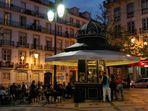 Lissabon - Bairro Alto am Abend