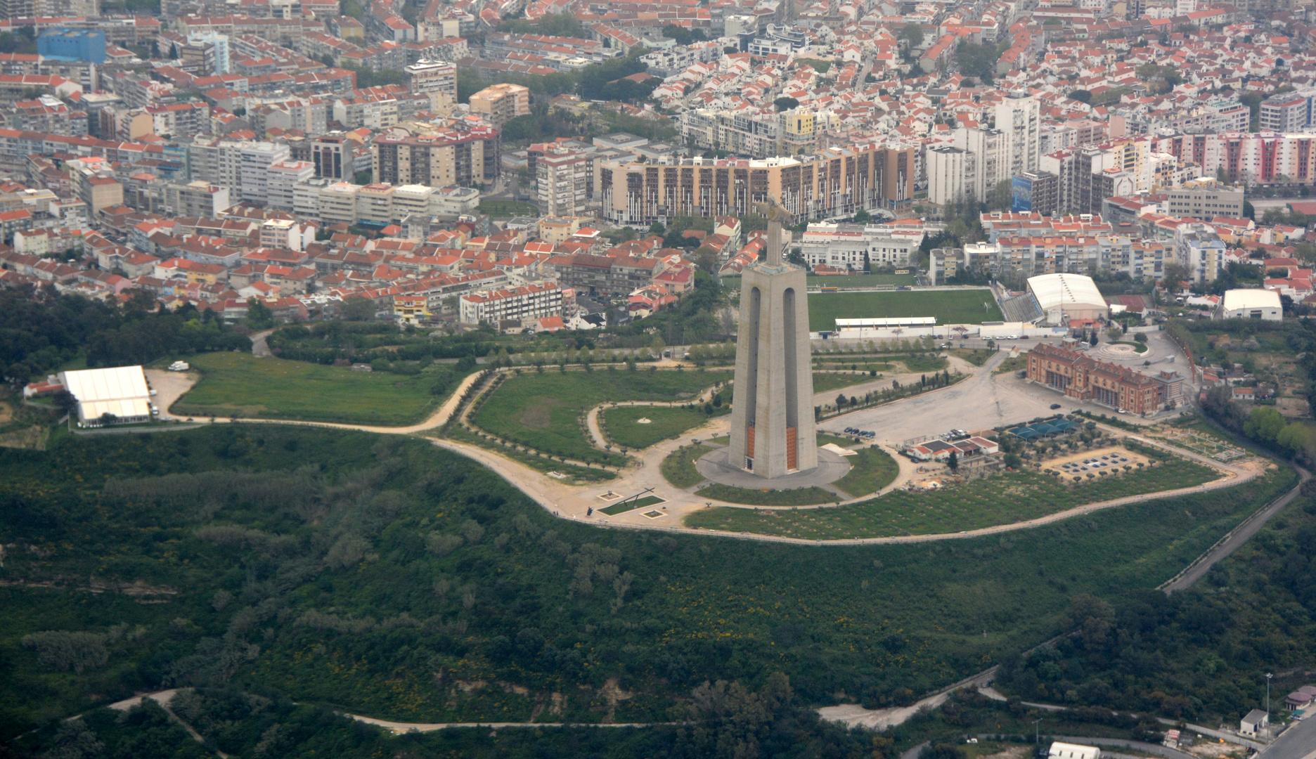 Lissabon ,,Christo Rei''