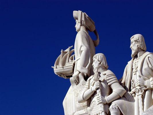Lissabon, Denkmal der Entdeckungen