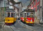 "Lissabon ""Die berühmte 28"" (HDR)"