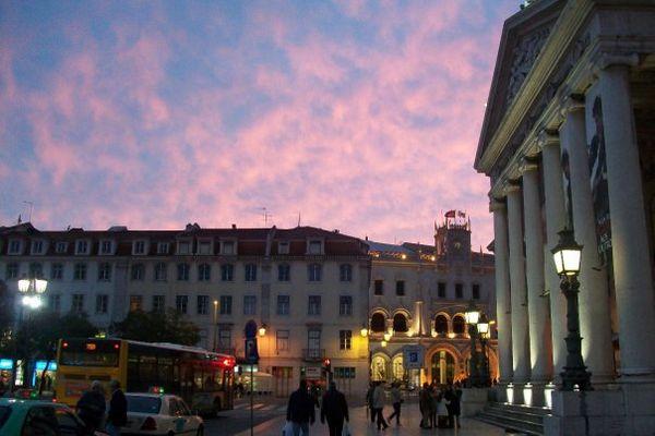 Lissabon, März 2010