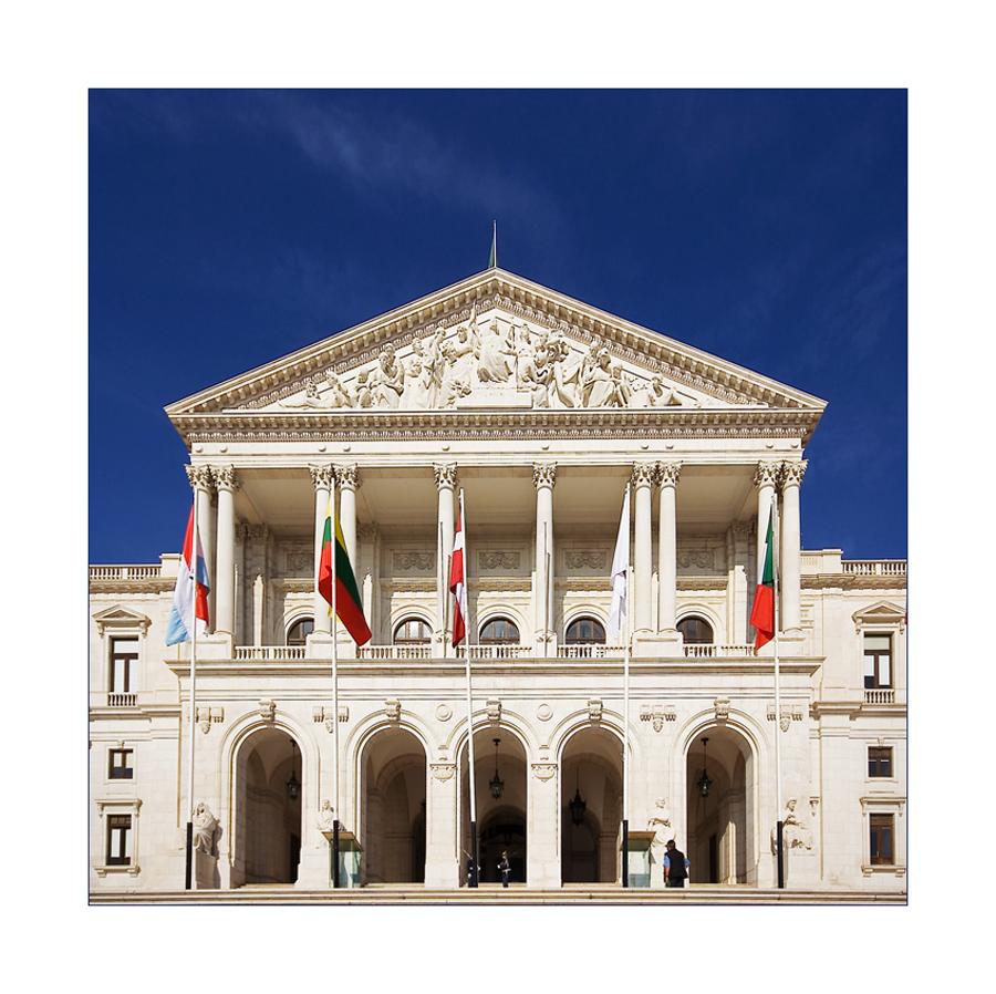 Lissabon - Palácio de São Bento