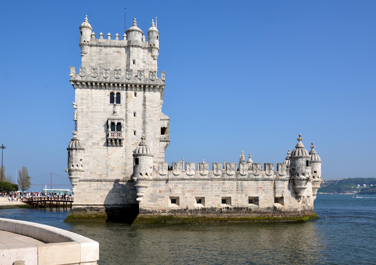 Lissabon Torre de Belém