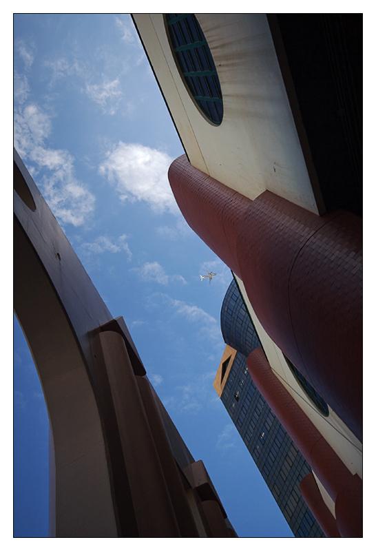 Lissabon - Überflieger