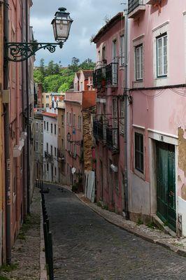 Lissabons Gassen