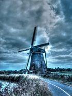 Lisserpoelmolen -Windmühle-