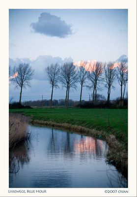 Lissewege, Blue Hour