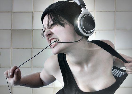 listening hard
