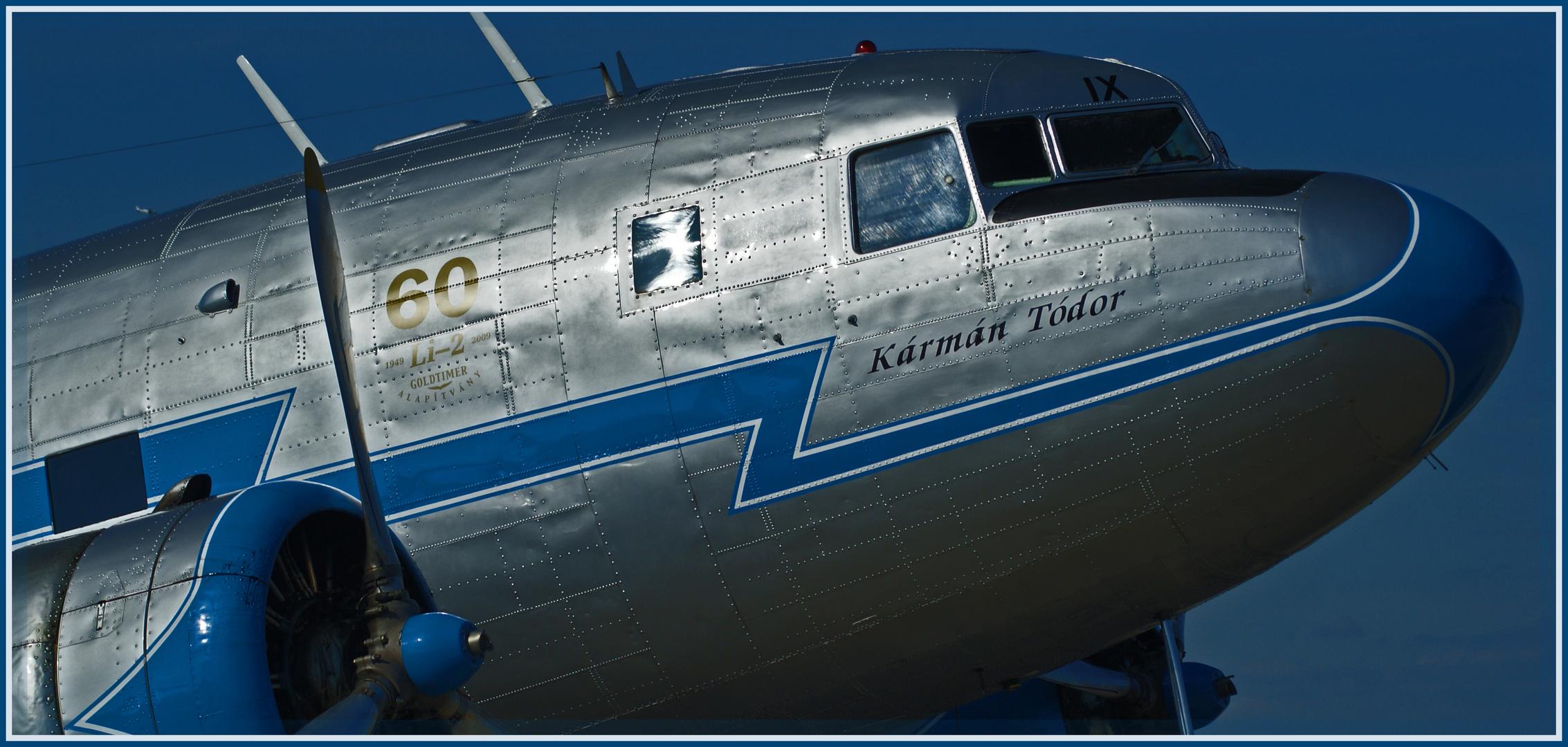 Lisunov Li-2 / Lizenzbau der Douglas DC-3