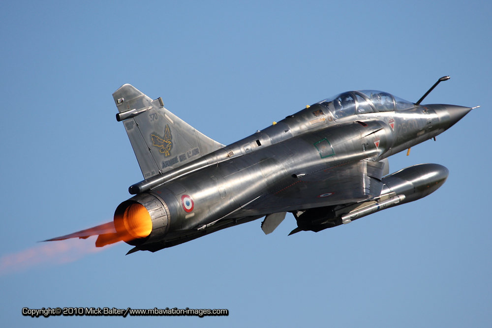 *** Lit my fire.....²Mirage 2000N on the go - Wittmund ***