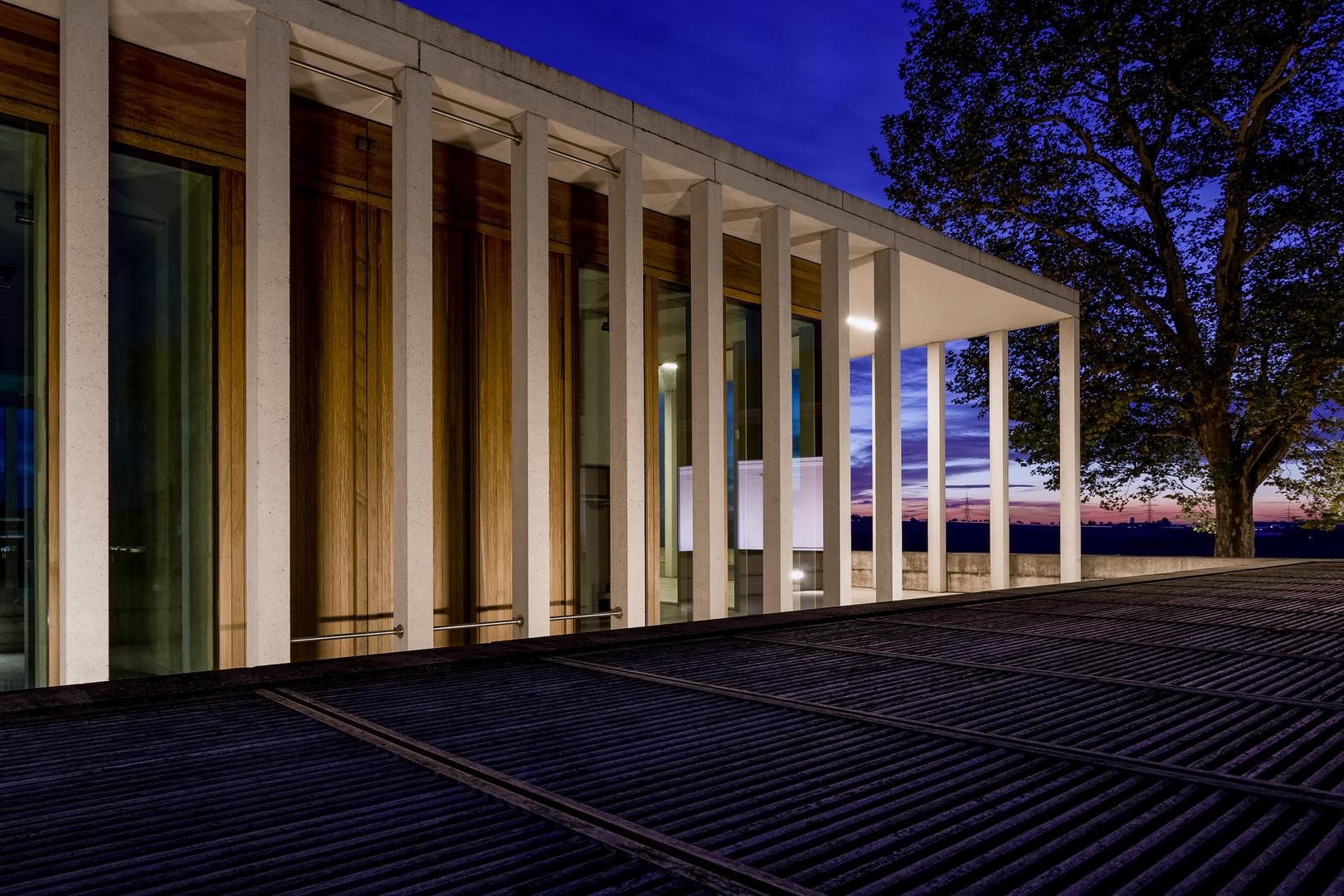 Literaturmuseum der Moderne - II
