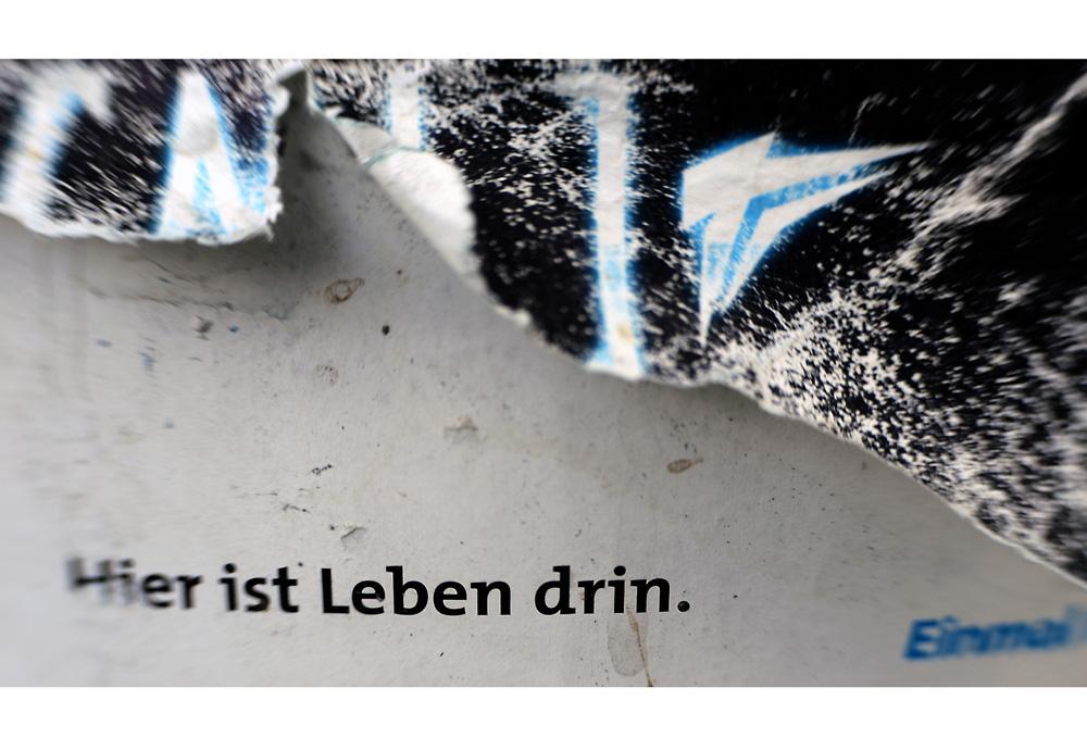 Litfaß messages #48