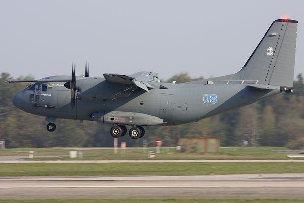 Lithuanian Air Force - Spartan