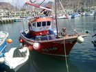 little boat in Cran Canaria