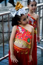 Little Chinese Girls