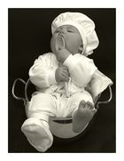 Little Cook in Pot