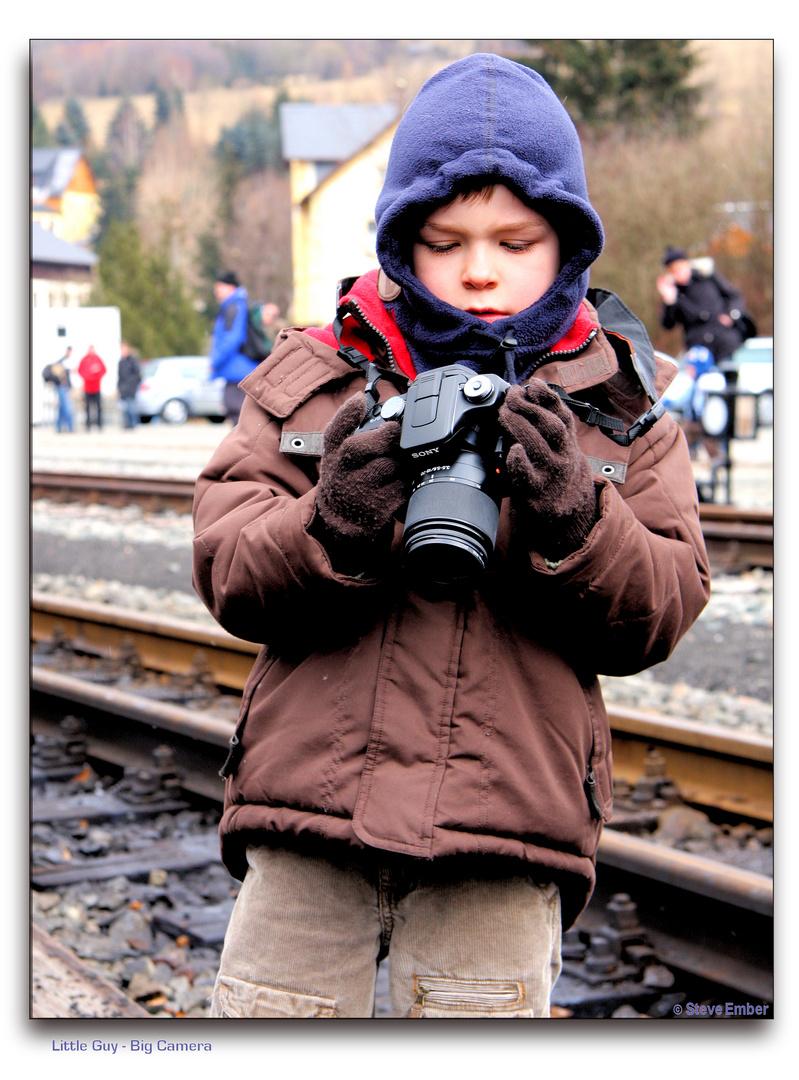 Little Guy - Big Camera