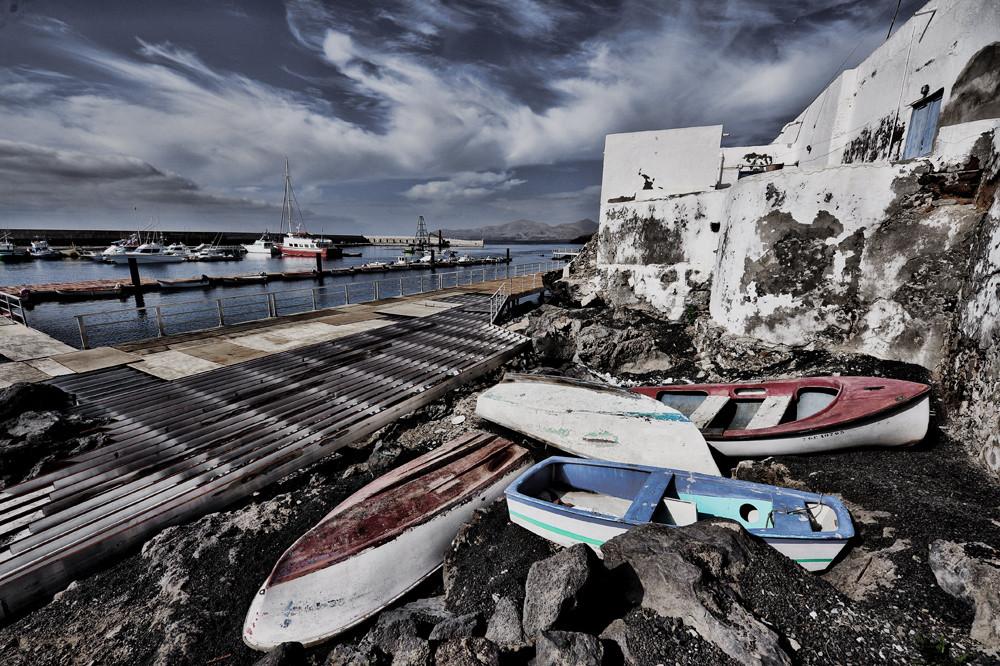 Little harbour....