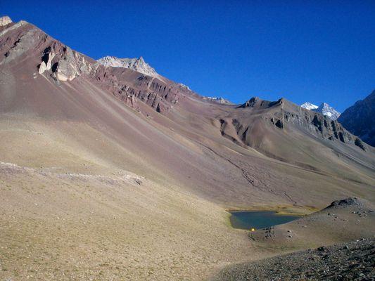 Little Lake Near The Plomo