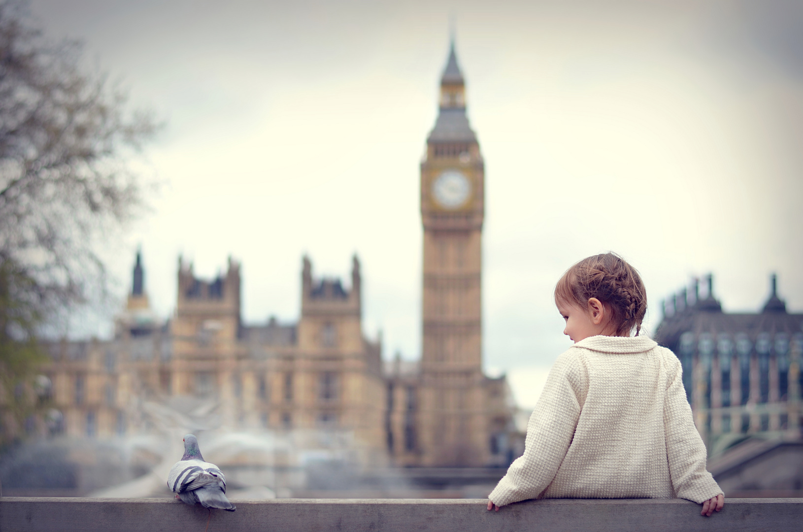 Little Matilda and Big Ben