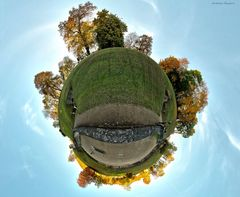 Little Planet Ampitheater