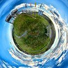 little Planet Burgauberg Aussichtspunkt