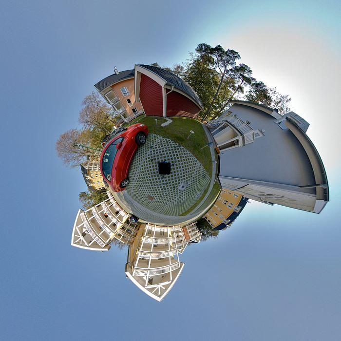 Little Planet Feriendorf