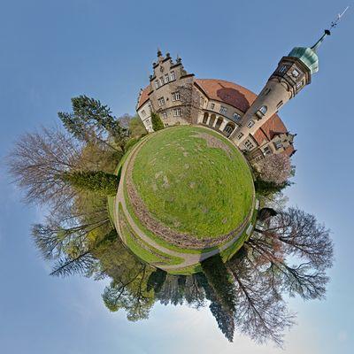 Little Planet - Löhne - Schloß Ulenburg