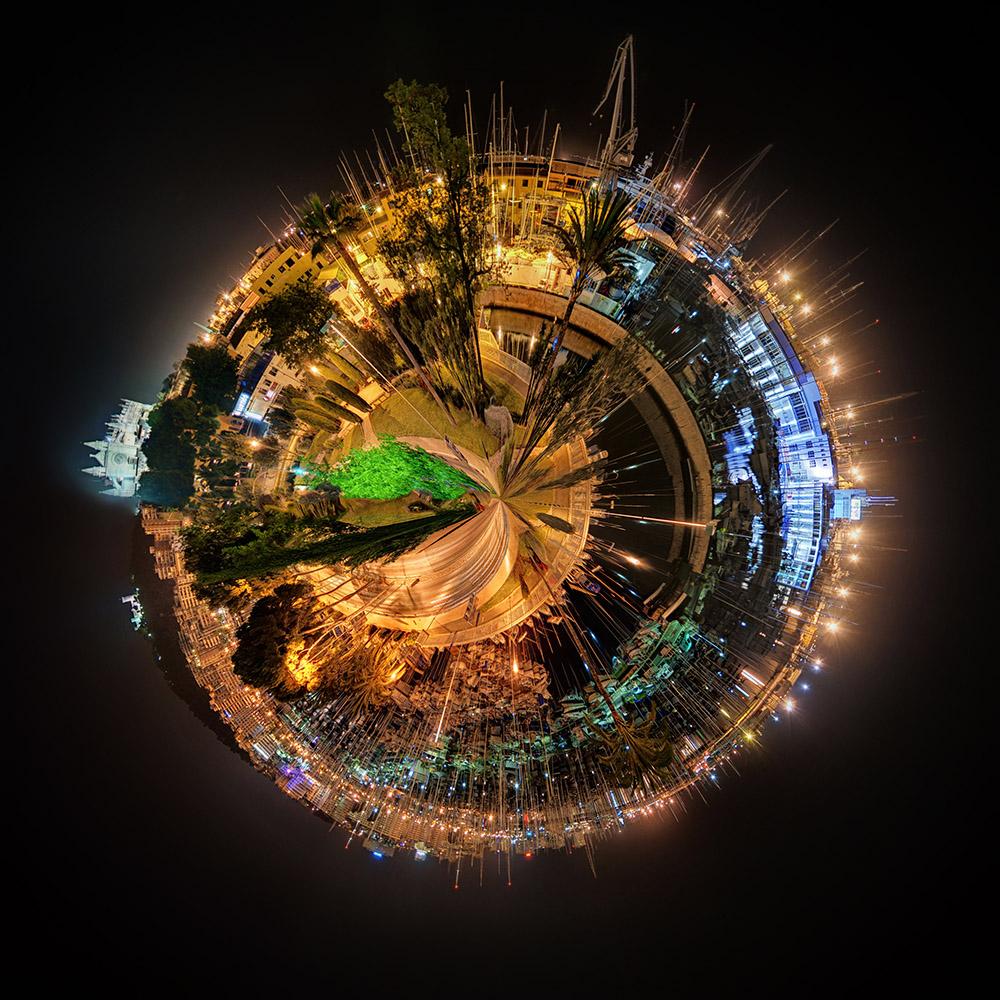 Little Planets - Yachthafen Palma de Mallorca