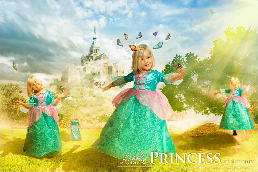 little Princess of Butterfliess