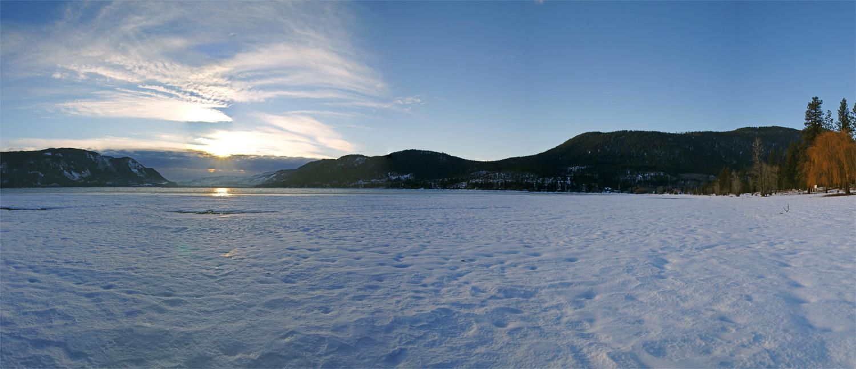 Little Shuswap Lake, B.C.