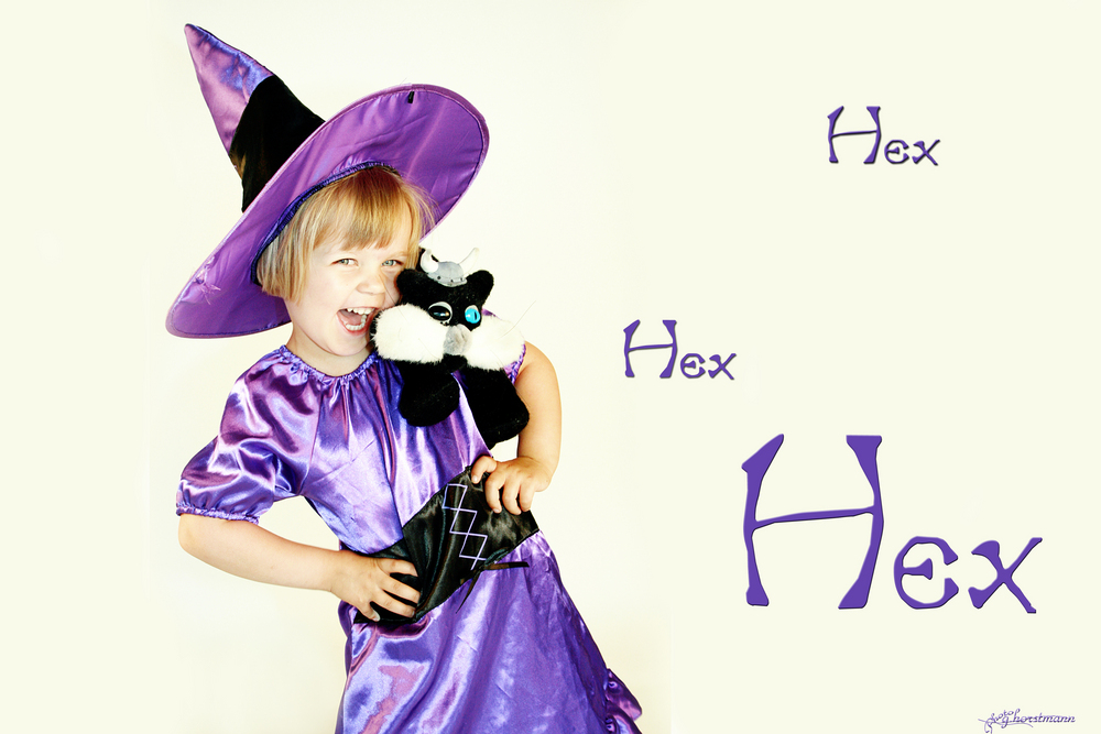*little witch*