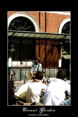 Live @ Covent Garden
