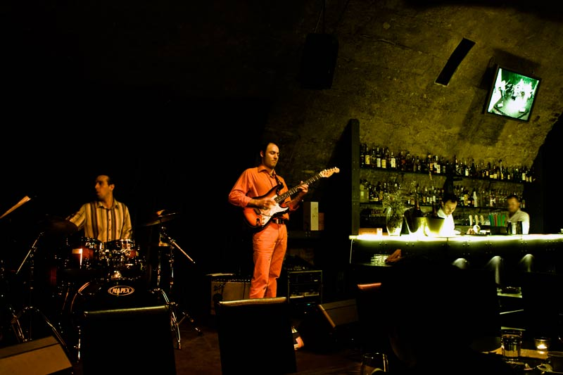 Live Jazz Session - Prag 2009