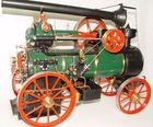 Live Steam Engine - Lokomobile - Dampfmodell - Dampfmaschine