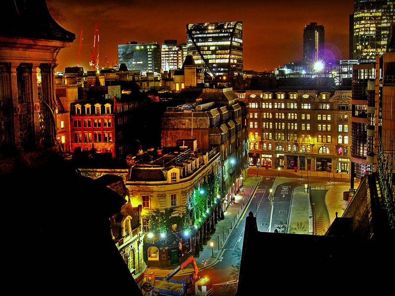 Liverpool Street @nite