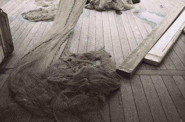 Lives of fishermen