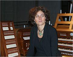 Livia, die Organistin