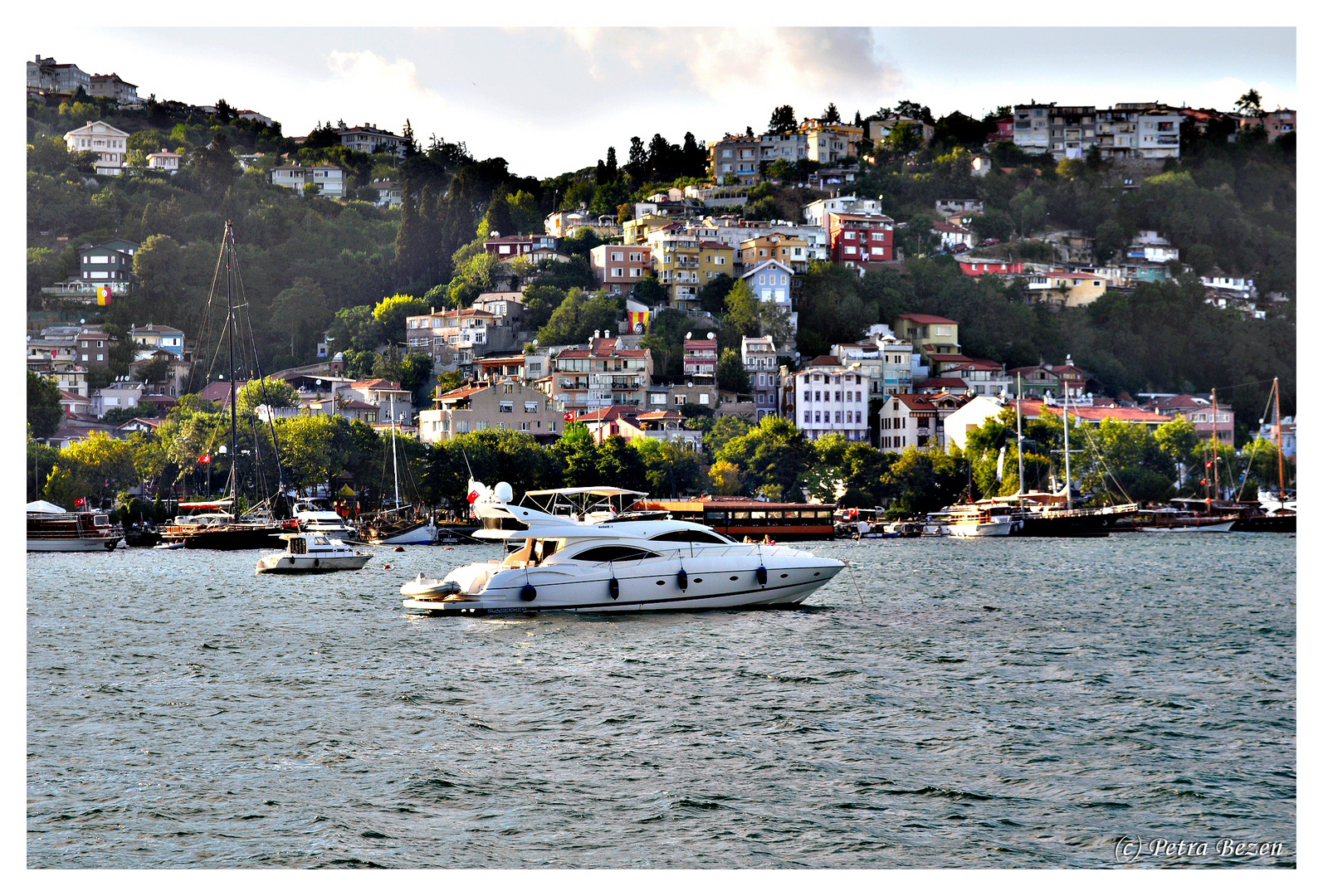 Living at the Bosporus....