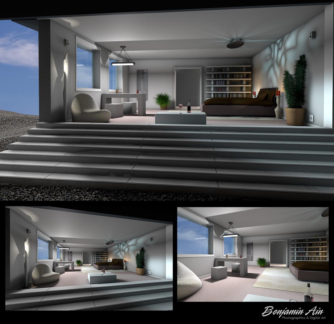 LivingRoom Design Two