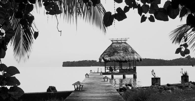 livingston, caribbean sea