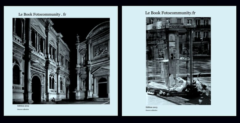 Livres photos Fc.fr édition 2012 & 2013