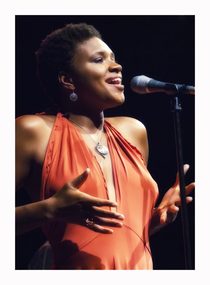 Lizz Wright - Hamburger Jazztage II
