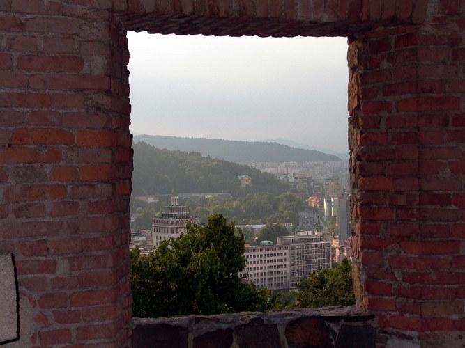Ljubljana...