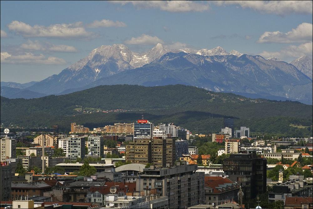 Ljubljana je ljubljena