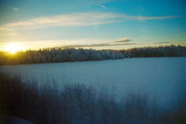 Ljusdal Stockholm 40min