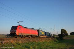 LKW Walter, 152 030, bei Werther, September 2013