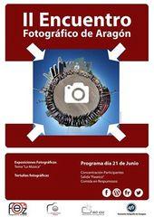 ll Encuentro de fotografos de Aragón en Zaragoza - 21 Junio